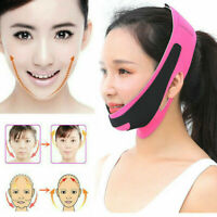 Facial Slimming V-Line Face-lift Lift Up Double Chin Face Mask Strap Band Reduce