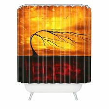 Madart Inc. Depths Of The Soul Shower Curtain, 69 x 72