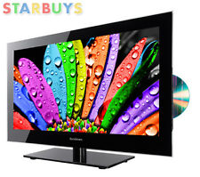 """Sandstrom 22"""" inch Full HD LED LCD TV DVD Combi Freeview USB Record Pause & Play"""