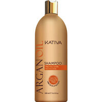 Kativa Argan Oil Shampoo Salt Free 500 ml / 16.9 fl.oz.