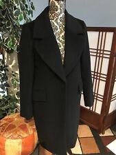 H&M Black Wool Coat