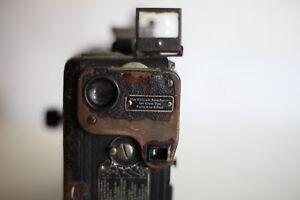 Kodak Model B 16mm Movie Camera ***** Working *****
