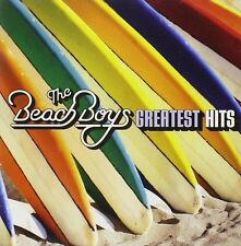 Beach Boys Greatest Hits CD NEW Good Vibrations/I Get Around/Surfin' U.S.A.+