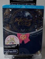 Sailor Moon Crystal: Season 3 Set 1  New Blu-ray FREE SHIPPING!!!