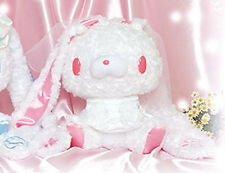 General Purpose Rabbit White and Pink Bunny NEW