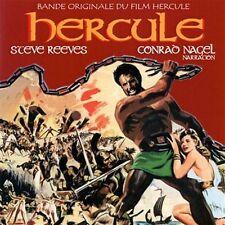 CD Hercule / Peplum / Reeves - Bande Originale du Film