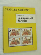 Stanley Gibbons Catalogue Of Commonwealth Varieties 1952-80