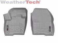 WeatherTech Floor Mats FloorLiner for Ford Edge - 2015-2017 - 1st Row - Grey