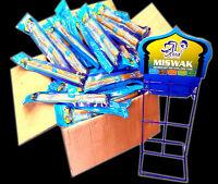 Natural Al Khair Miswaak Tooth brush Peelu Miswak Peelu Siwak, Freshly Packed