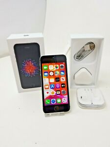 Apple iPhone SE - A1723  - 16 GB Smartphone - Locked to EE - Space Grey