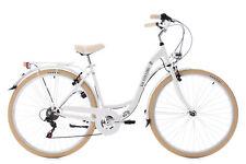 Citybike 28 Zoll Casino 6-Gang Damenfahrrad Weiß RH 48 cm KS Cycling 717C