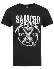 Sons Of Anarchy Cross Guns Men's T-Shirt