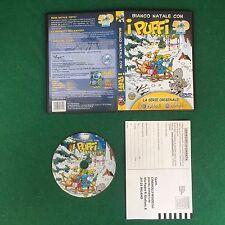 (DVD) BIANCO NATALE CON I PUFFI 3 Episodi , Peyo (2008) Spedizione GRATIS !!!