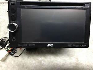 JVC KW-AV60BT DVD Car Deck