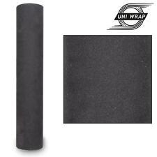 terciopelo negro VINILO - Envoltorio Pegatina - Todos Los Tamaños - Sin Aire