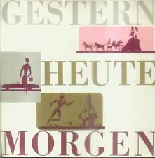 "7"" Gestern Heute Morgen (Tokalon Placenta)"