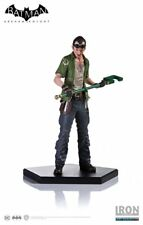 DC Iron Studios Arkham Knight The Riddler 1 10 Scale Statue