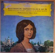 Beethoven: Septett Es-Dur Op.20 by Philharmonisches Oktett Berlin