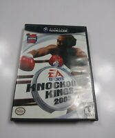 Knockout Kings 2003 Nintendo GameCube Game Pre Owned Tested Working