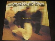 The Gathering rare 2000 1st press LP If then else on Century Media mint-  METAL