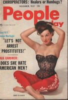 People Today November 1957 Dawn Richard Cheesecake Pin Up Digest 011719AME