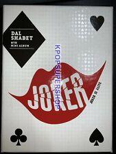 Dal Shabet 8th Mini Album Joker is Alive CD Great Rare OOP No Photo Card