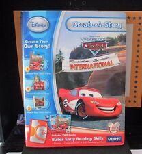 Vtech Disney Radiator Springs International Create-A-Story Free Shipping