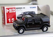 Tomica AMG Hummer H2 1/67 Scale 1/64 Black Diecast