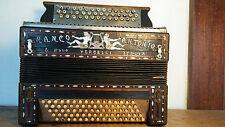 FISARMONICA organetto accordion acordeón Akkordeon 80 bassi Ranco Antonio