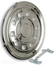 2006 - In acciaio inox copri ruota v2a 16 POLLICI MB Mercedes Benz Sprinter tipo 308-324