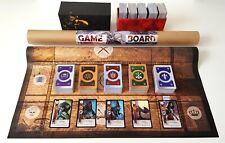 GWENT KARTEN 5 KARTENDECKS THE WITCHER 3 NEU + SPIELBRETT GAME BOARD CARDS