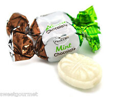 SweetGourmet Arcor Chocolate Filled Mints Hard Candy - 4Lb FREE SHIPPING