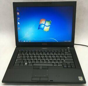"""Dell Latitude E6400 Laptop 14"""" Intel Core2Duo 2.66GHz 4GB RAM 160GB Windows 7 QT"""