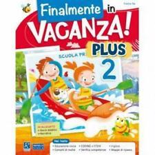 Finalmente in Vacanza! PLUS classe 2° + QUADERNI OPERATIVI CLASSE 3°, RAFFAELLO