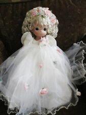 "MINT Precious Moments Ltd Ed 16"" Porelain Dolls, Rare 2005, only 100 made"