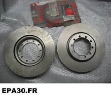 PAIRE DE DISQUES DE FREIN AVANT RENAULT MASCOTT - 5010260603