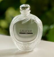 Lalique Anis Perfume Bottle New Signed French Crystal Rare