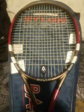 babolat pure control 360 zylon 4 1/4 With Cover