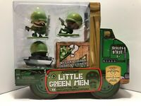 Awesome Little Green Men Series 1 Battle Pack New