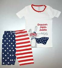 Gymboree Girls Gymmies 4 American Super Sweetie Rabbit Patriot Fourth of July