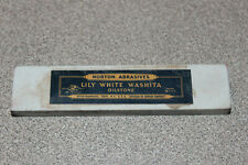 Randall Made Knives WW2 models NORTON LILY WHITE WASHITA sharpening stone only