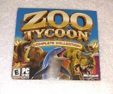 Zoo Tycoon: Complete Collection PC Computer Game 2003