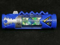 Saban's Power Rangers Dino Charge Archelon # 21 Blue Bandai Charger Collectable