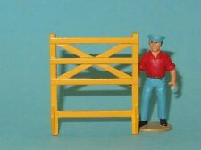 DTF052 - Ridelle jaune pour remorque agricole Dinky Toys 27A/300