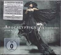 APOCALYPTICA / 7TH SYMPHONY - LIMITED EDITION - NEW & SEALED CD+DVD * NEU *