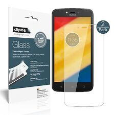 2x Lenovo Moto C Screen Protector Flexible Glass 9H dipos