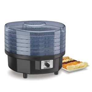 New Cuisinart Food Dehydrator Dryer w/Thermostat DHR-20A Jerky Fruit