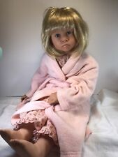 Julie Fischer Ashton Drake Galleries A1205 Vinyl and Cloth Posable 25� Doll