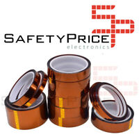 Cinta Kapton Termica 5mm Tape Temperature Resistant Polyimide 3D Printer SP