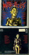 METROPOLIS - O.S.T. - Moroder Freddie Mercury Adam Ant